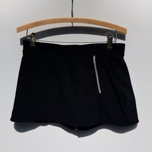 Nike Dri-Fit Black Skort Medium 8/10